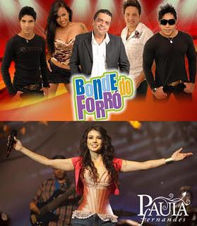 Download: Bonde do Forró part. Paula Fernandes - Criação Divina (Lançamento) 2012