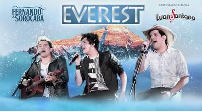 Download: Fernando e Sorocaba part. Luan Santana - Everest (Lançamento Top do DVD 2011 Ao Vivo em Curitiba) 2012